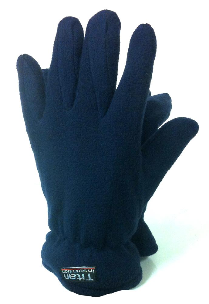 Handskar Blå - 50% rabatt