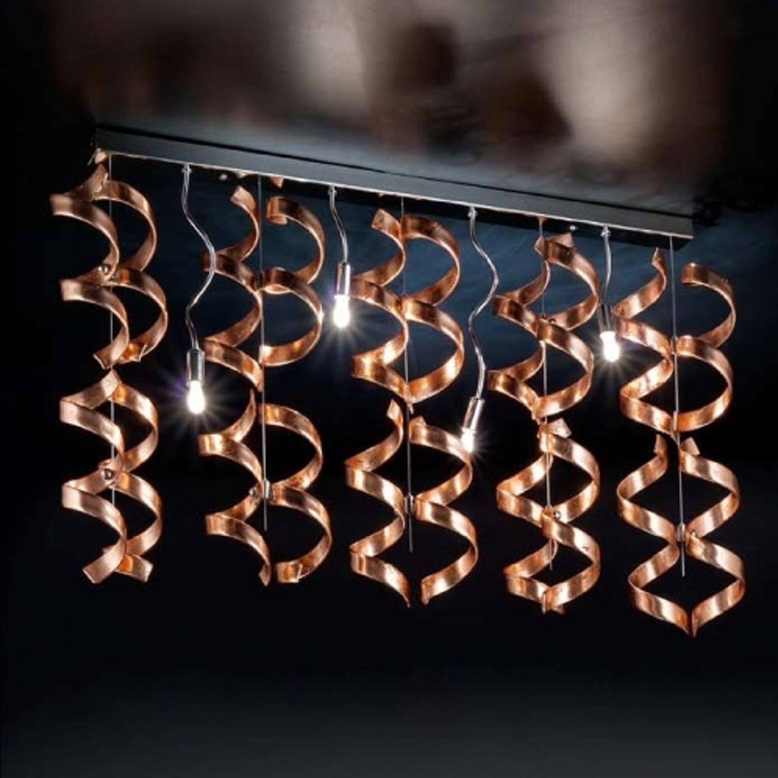 Spiraalimainen kattovalaisin Copper