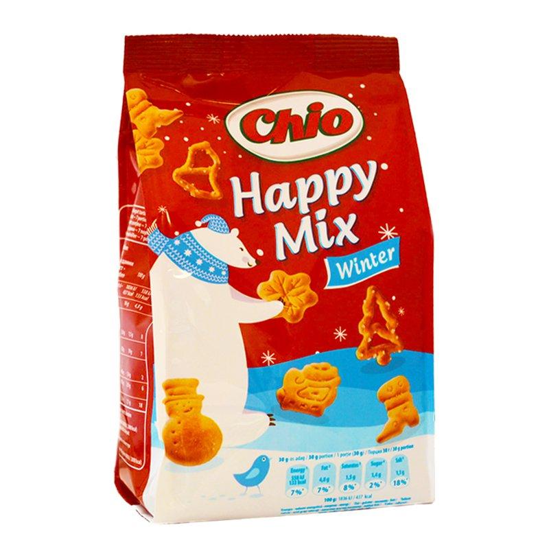 Snacks-mix Happy Winter - 75% rabatt