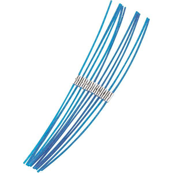 Bosch DIY F016800182 Tråd 30 cm, ekstra sterk, 10-pakning