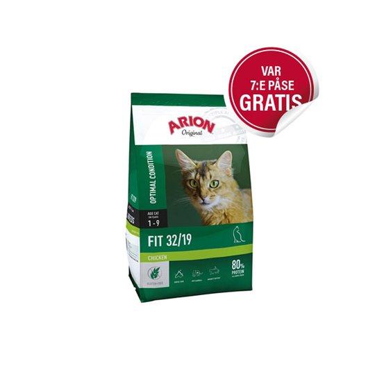Arion Original Cat Fit (7,5 kg)