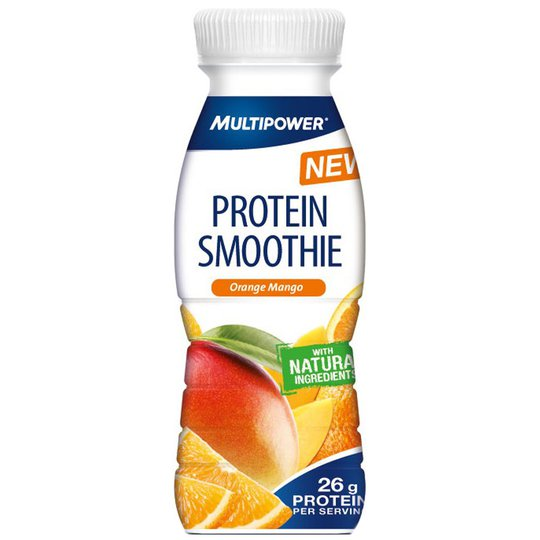 "Proteinsmoothie ""Orange & Mango"" 330ml - 80% rabatt"