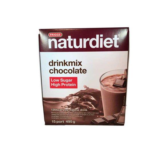 Naturdiet Drinkmix choklad LSHP - 74% rabatt