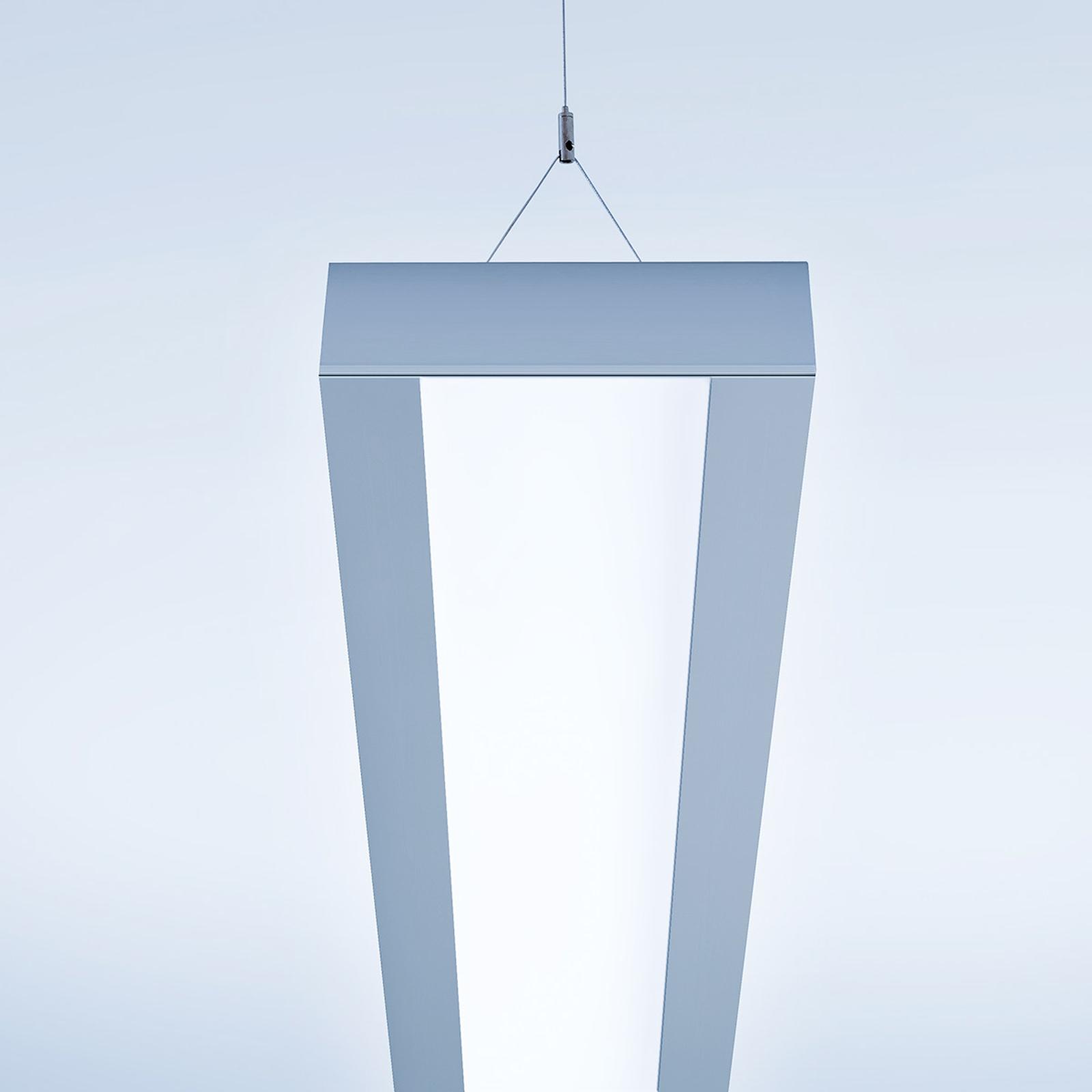 Moderni LED-riippuvalaisin Vision-P2 89 cm 48 W