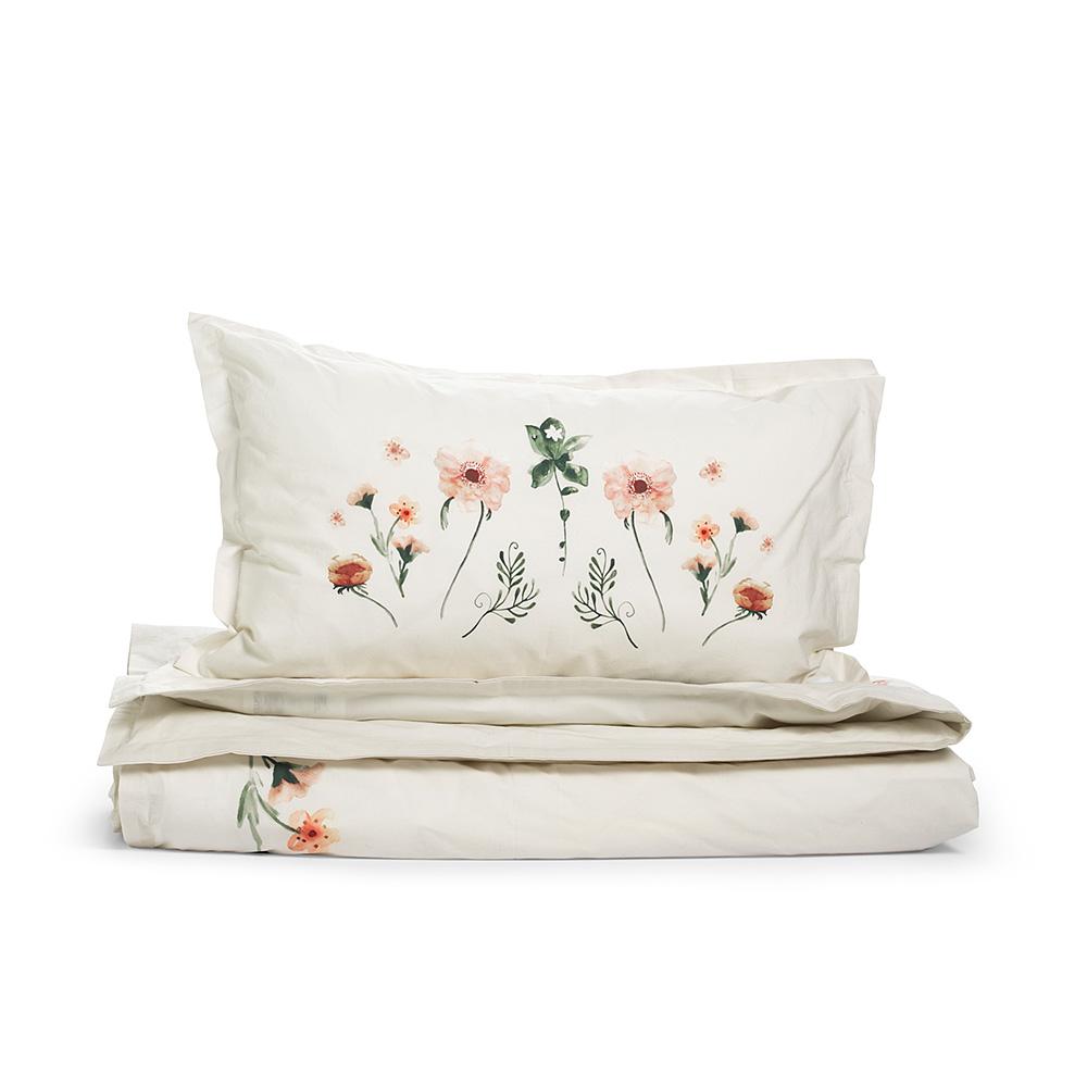 Cot Bedding Set - Meadow Flower