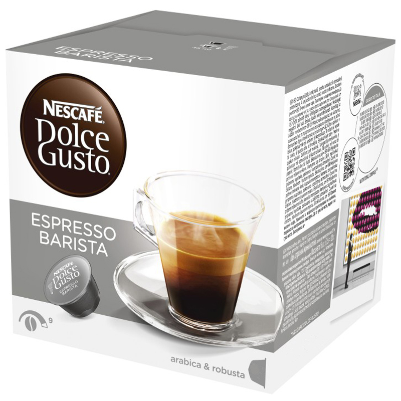 "Kaffekapslar ""Espresso Barista"" 30-pack - 54% rabatt"
