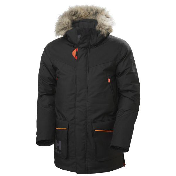 Helly Hansen Workwear Bifrost Takki musta 2XS