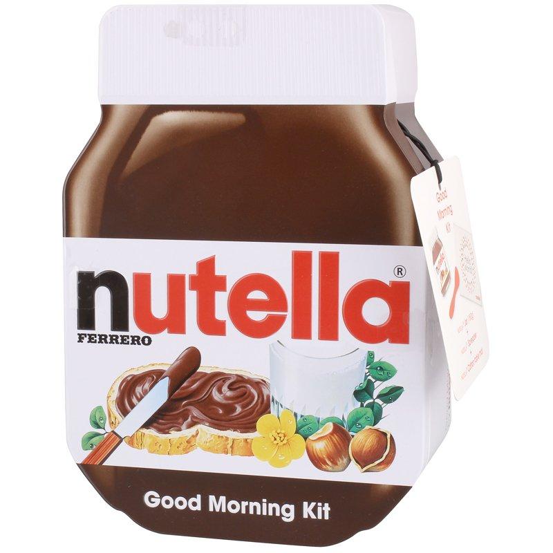 Nutella Tin Box - 34% rabatt