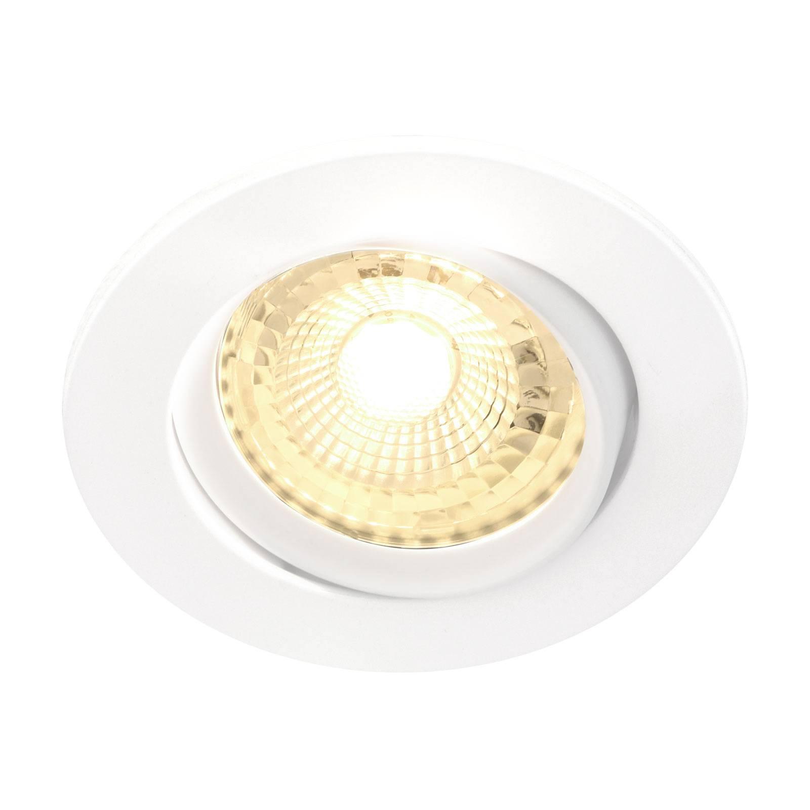 Upotettava LED-kohdevalaisin Octans 2 700 K, 3 kpl