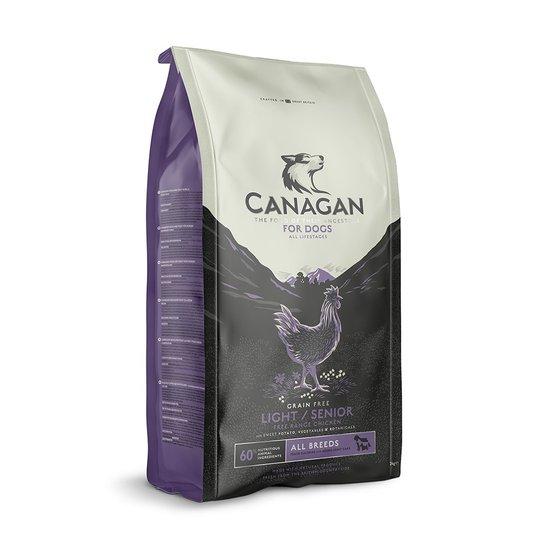 Canagan Light & Senior (2 kg)