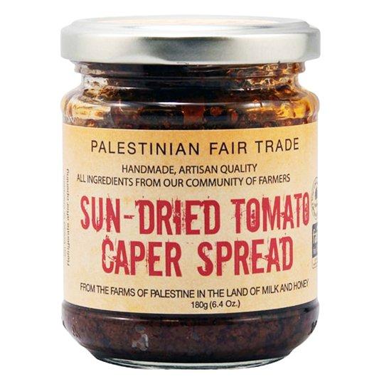 Aurinkokuivatut tomaatit, levite 180 g - 58% alennus