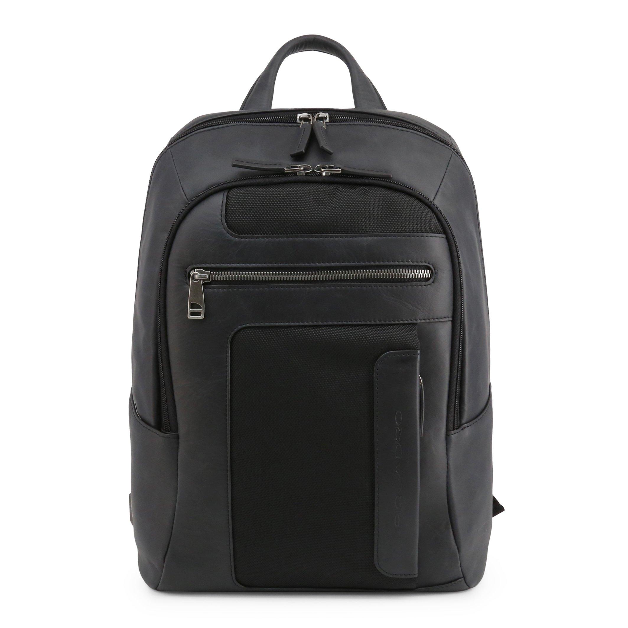 Piquadro Men's Backpack Various Colours OUTCA3214FR - black NOSIZE