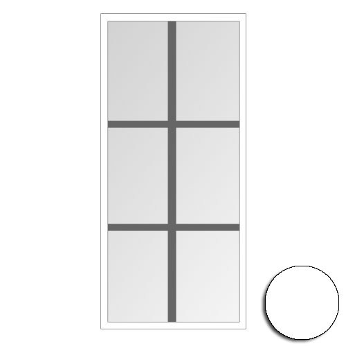 Optimal/Excellent Sprosse 21, 3500/4, Hvit