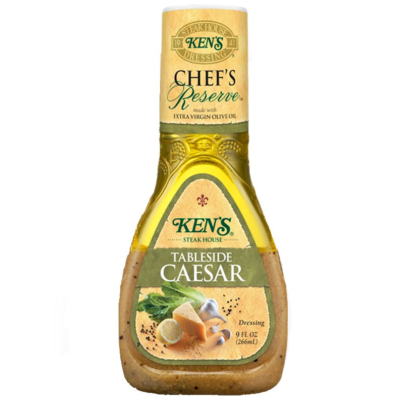 Salladsdressing Caesar - 54% rabatt