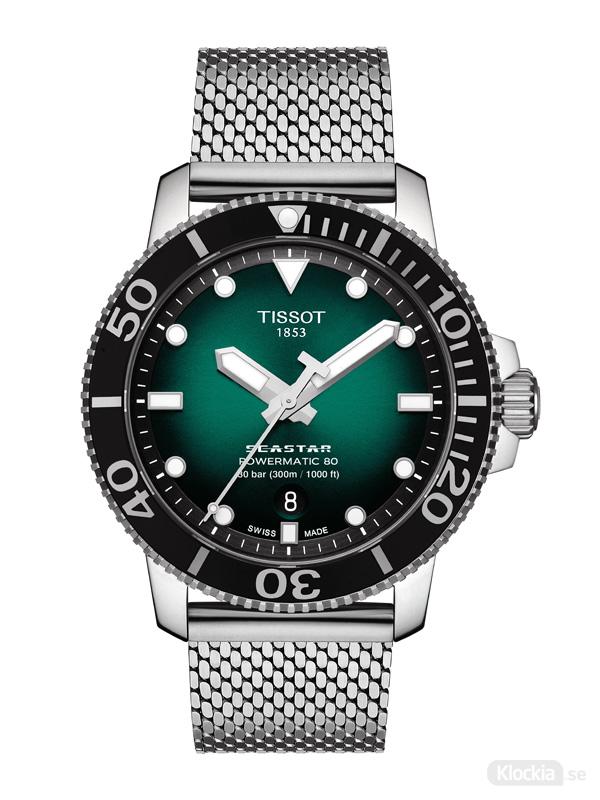 TISSOT Seastar 1000 Powermatic 80 T120.407.11.091.00