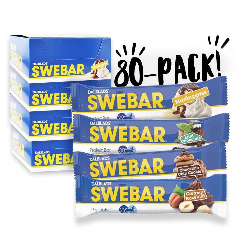 Swebar Storpack - 40% rabatt