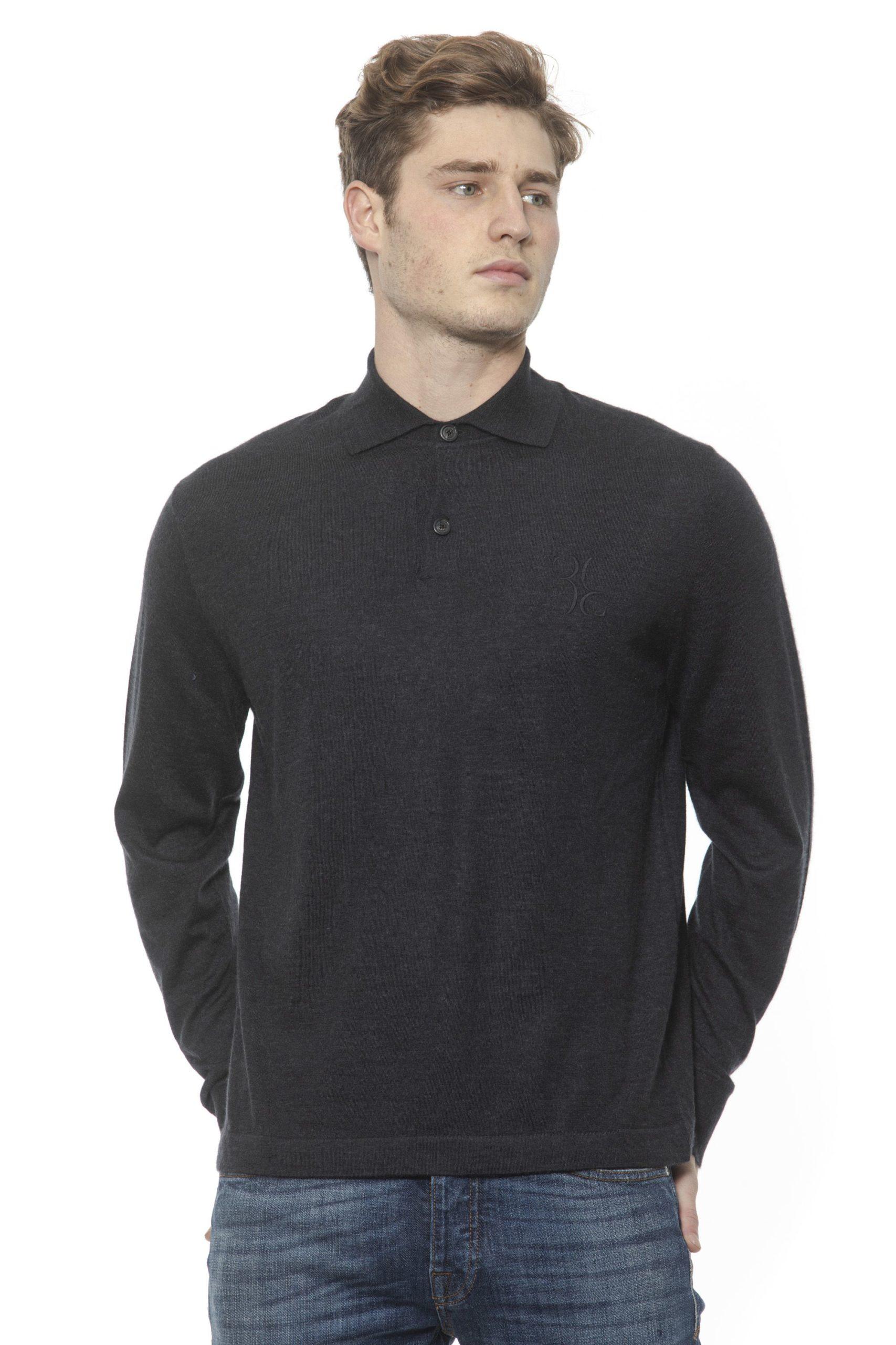 Billionaire Italian Couture Men's Polo Shirt White BI1313465 - S