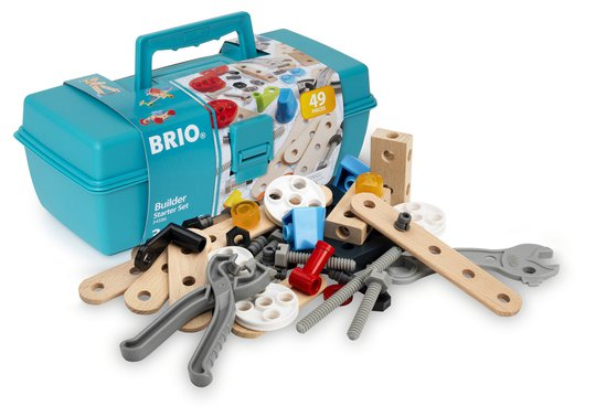 Brio 34586 Byggesett for nybegynnere