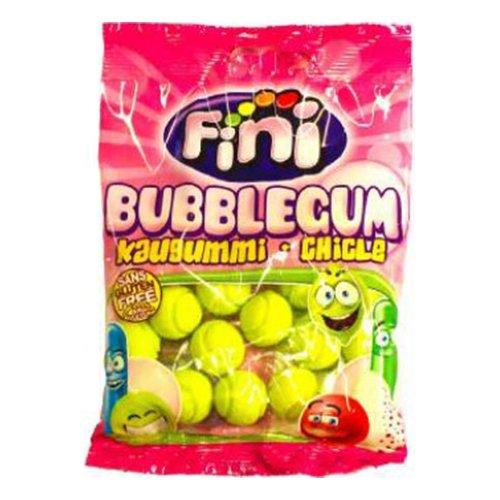 Fini Gum Tennisboll Påse - 80 gram