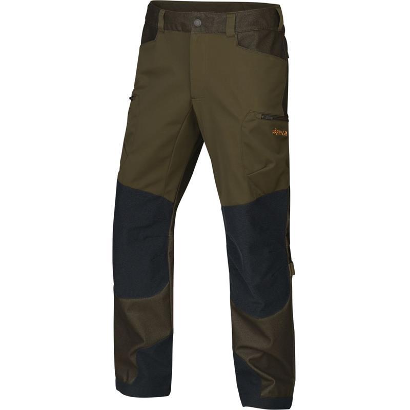 Härkila Mountain Hunter Hybrid Bukse 50 Willow Green