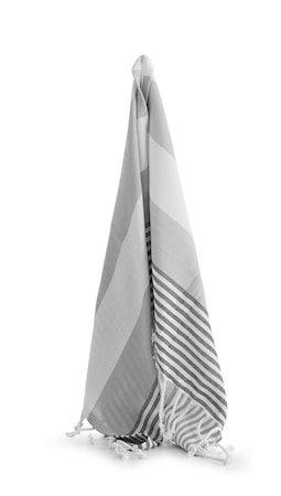 Hamam Håndkle ECO Grå 50x70 cm