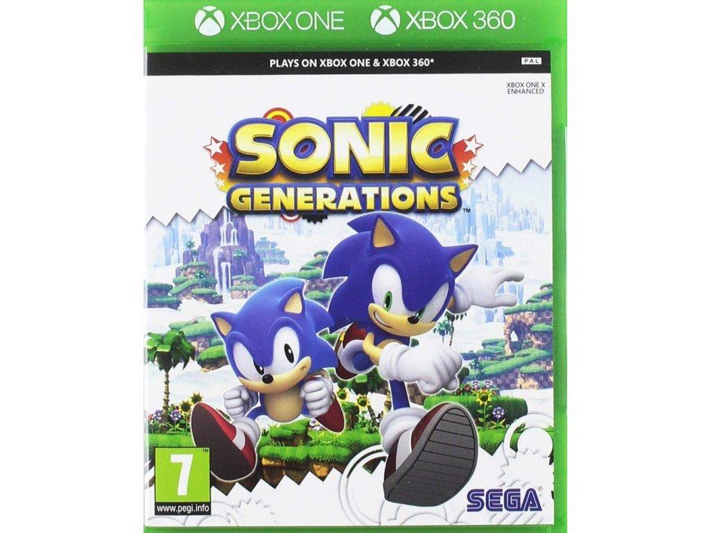 Sonic Generations Classics (XONE/360)