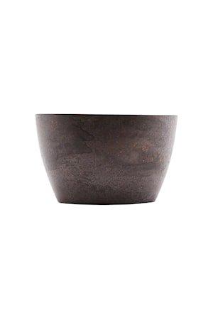 Lysestake Etnik Ø 8x4,7 cm - Vinrød