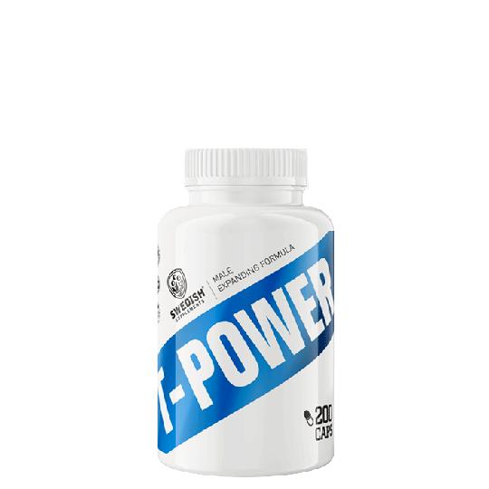 T-Power, 200 caps