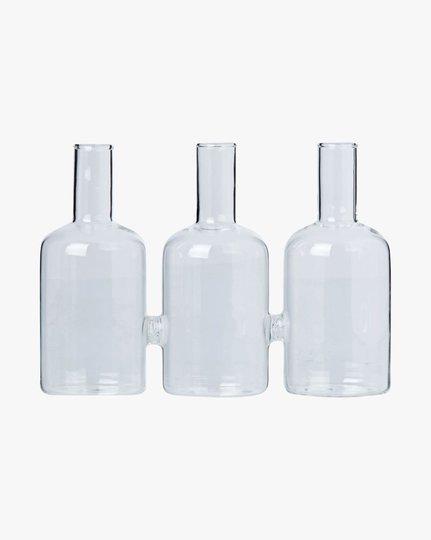 Ting Vases, Valkoinen, 5x16cm