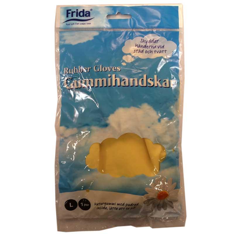 Gummihandskar extra large - 33% rabatt