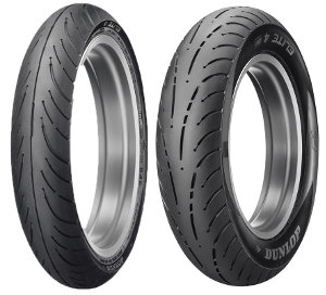 Dunlop Elite 4 ( 130/70 R18 TL 63H etupyörä )