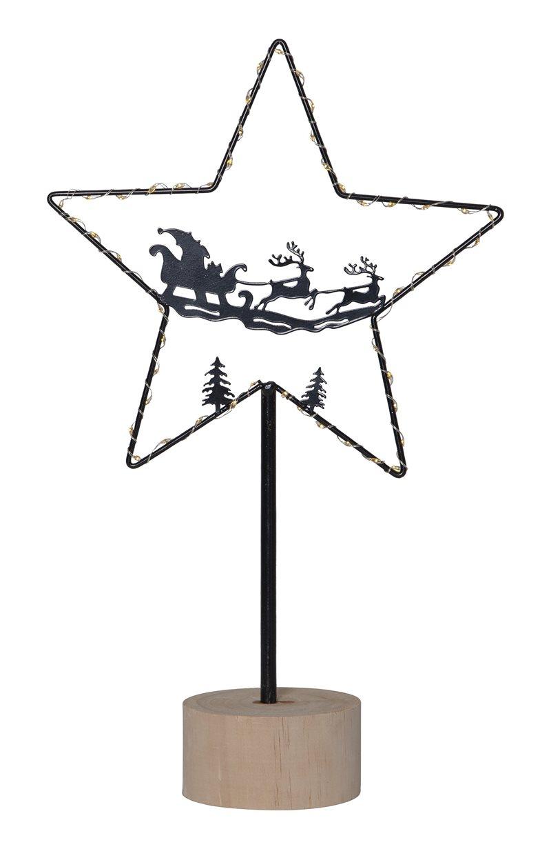Joulukoriste tähti Glimta