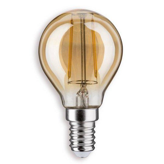 E14 2,5 W 825 LED-pisaralamppu kulta