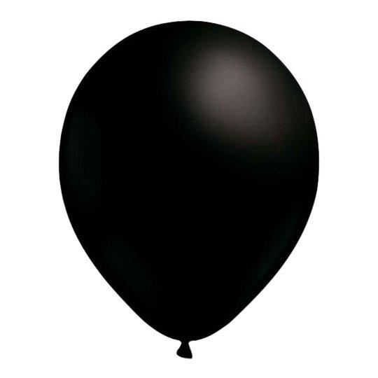 Ballonger Svarta - 25-pack