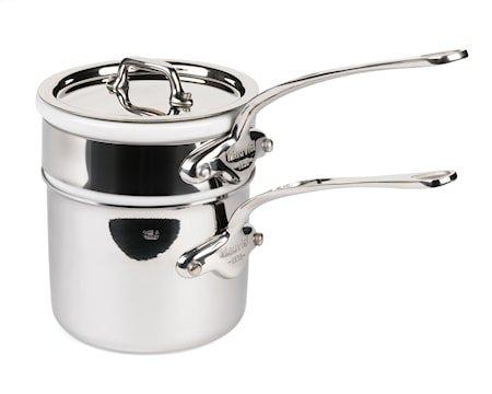 Cook Style bain-marie blank stål 0,8 liter