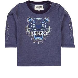 Kenzo Tiger Tröja Blå 6 mån