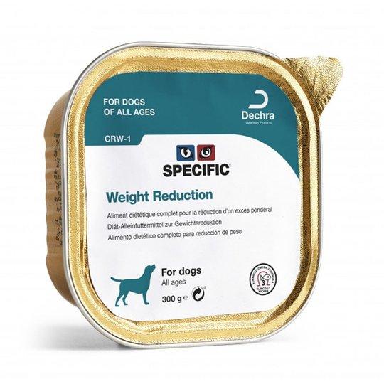 Specific™ Weight Reduction CRW Burkar 6 x 300 g