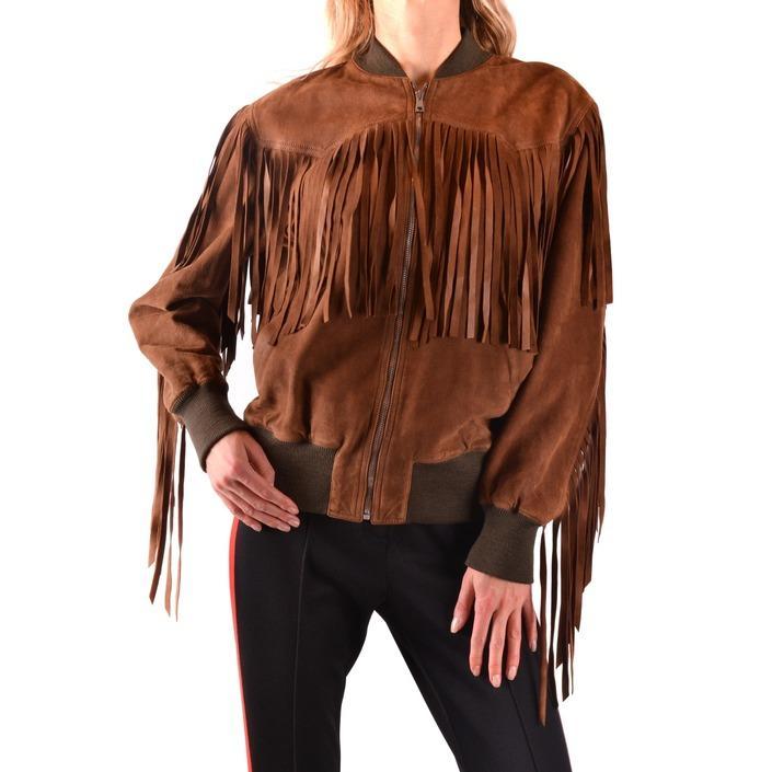 Gucci Men's Jacket Brown 187129 - brown 40