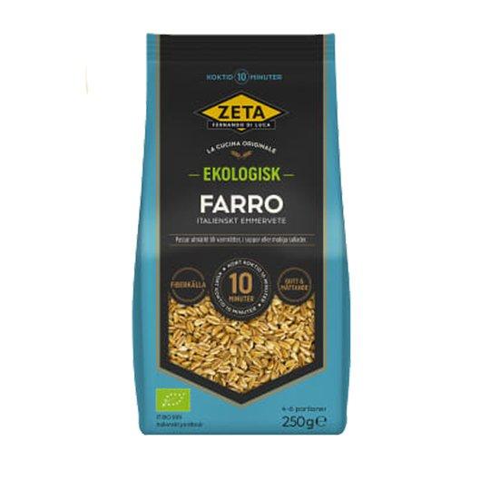 """Eko Emmervete """"Farro"""" 250g - 83% rabatt"""