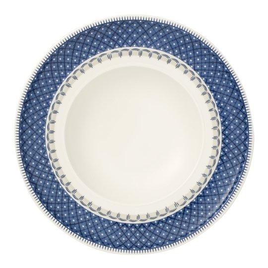 Villeroy & Boch - Casale Blu Tallrik djup 25 cm