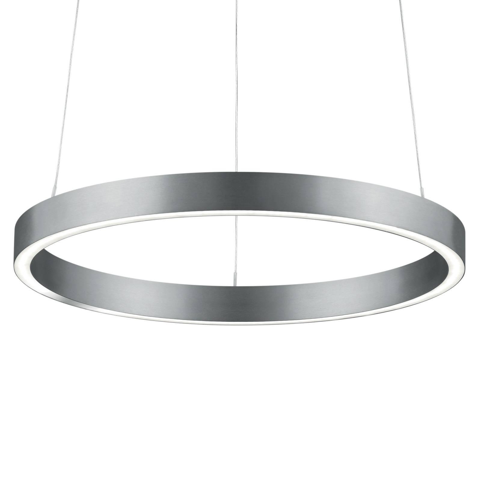 LED-riippuvalaisin Svea-40 eleohjauksella, nikkeli