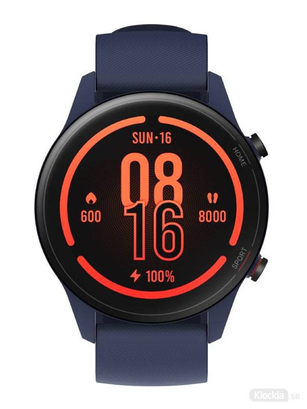Smartwatch Mi Watch - Navy Blue BHR4583GL