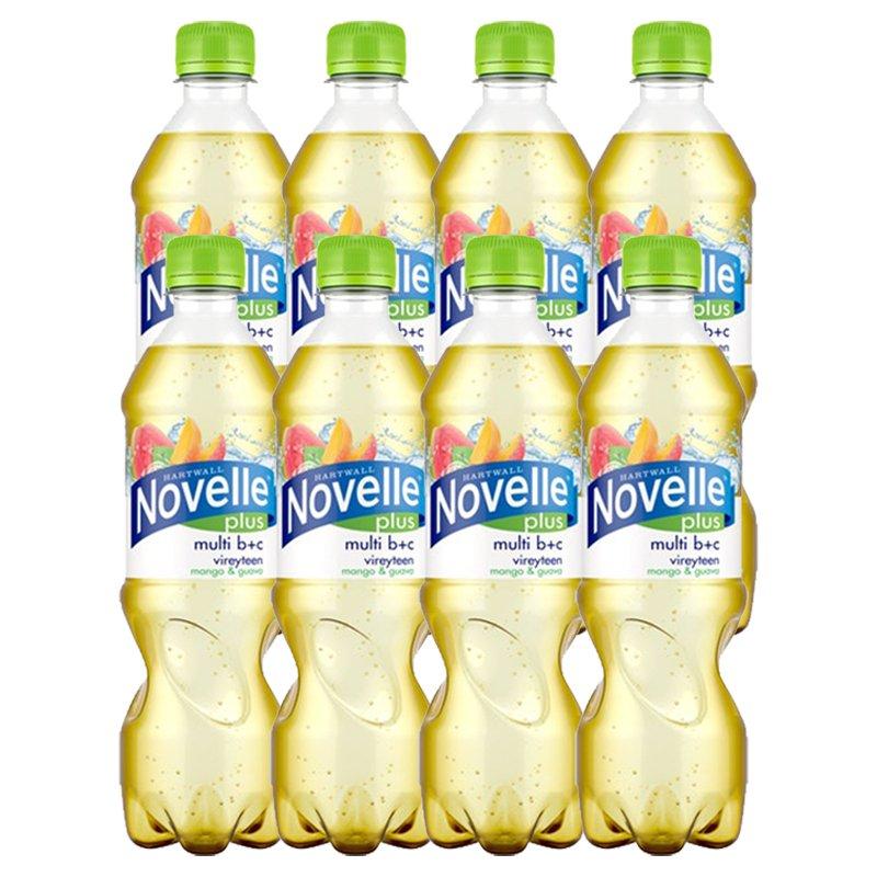 Novelle Plus Mango & Guava 8kpl - 39% alennus