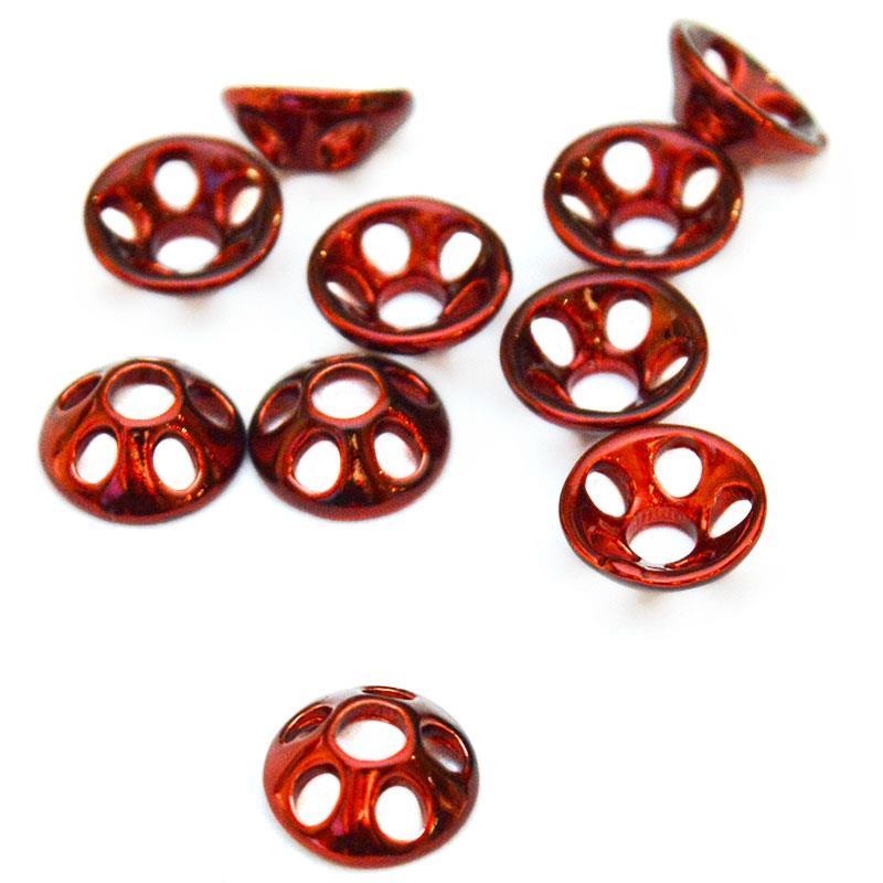 FF Drainer Disc 6mm - Metallic Red FutureFly