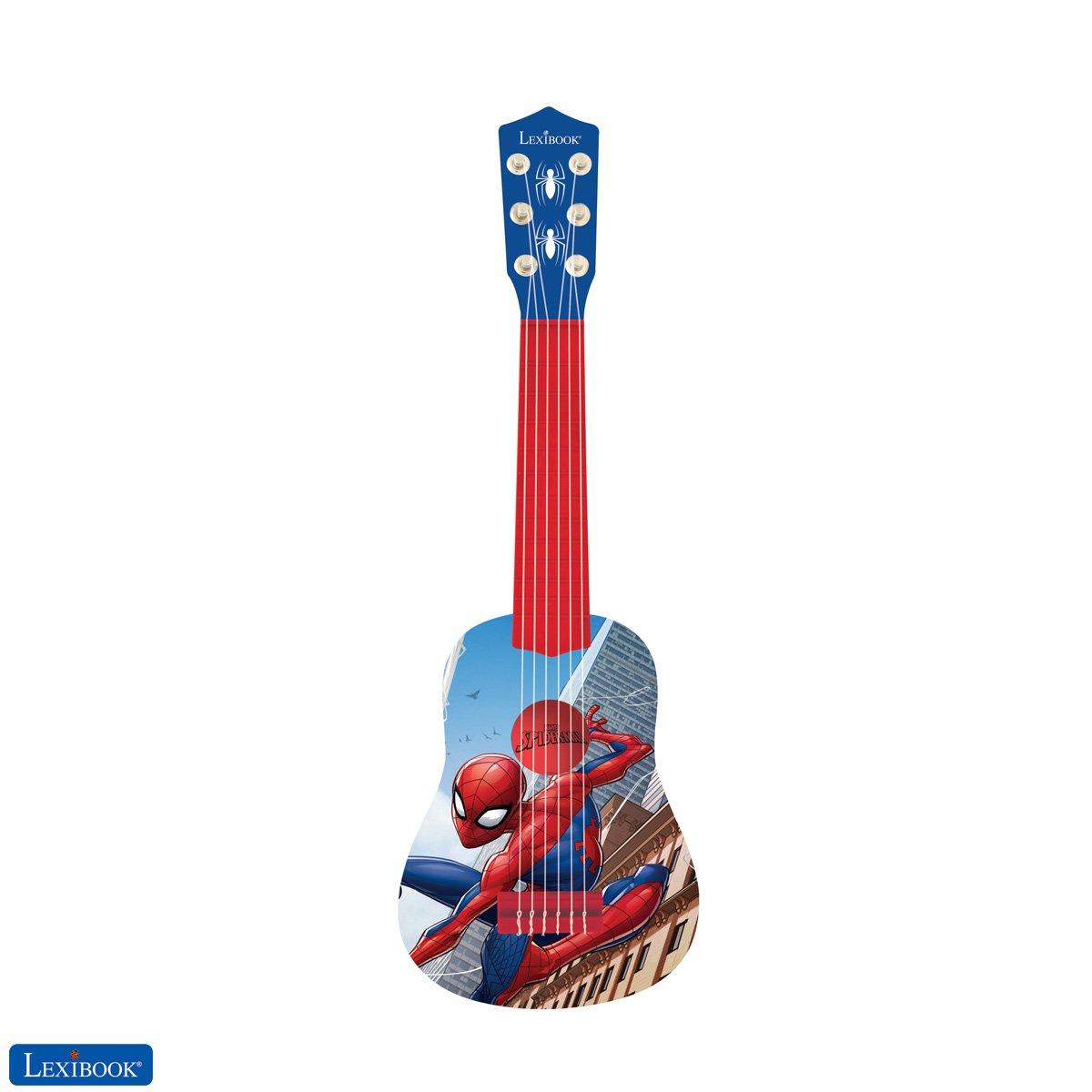 "Lexibook - My first Guitar Spider-Man - 21"" (K200SP)"