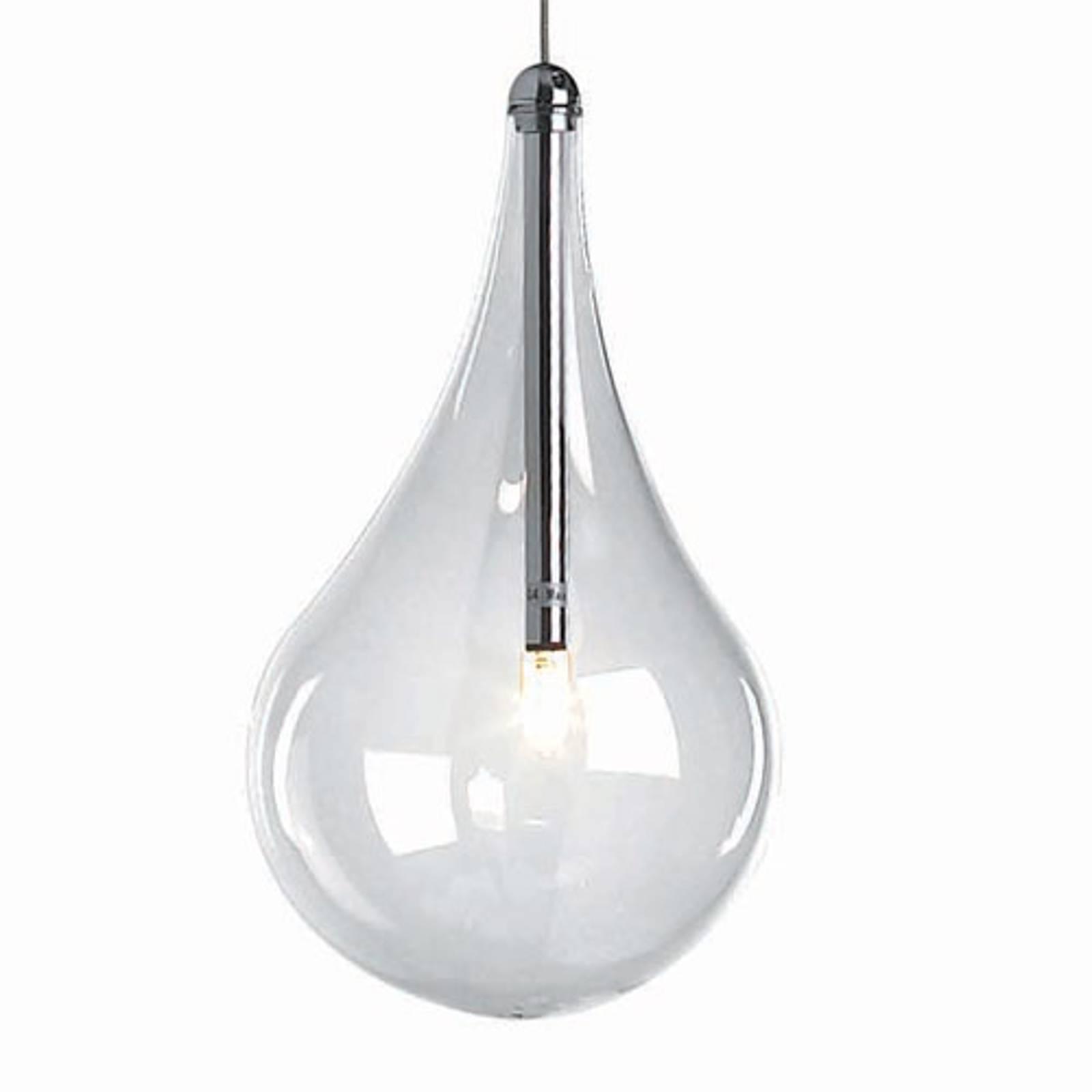 LED-riippuvalaisin Drop, 1-lamppuinen