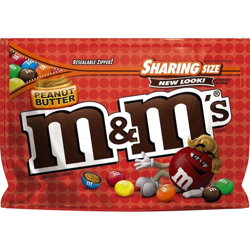M&Ms Peanut Butter 272g