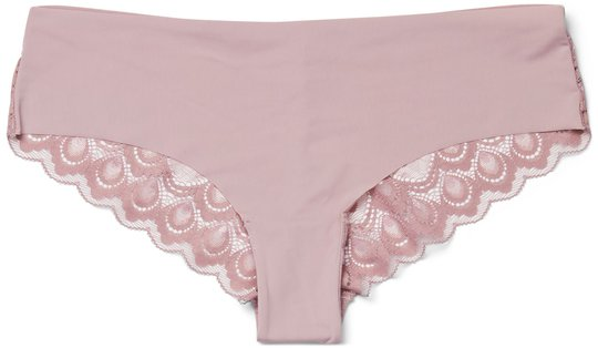 Milki Hipster 2-pack, Dusty Pink S