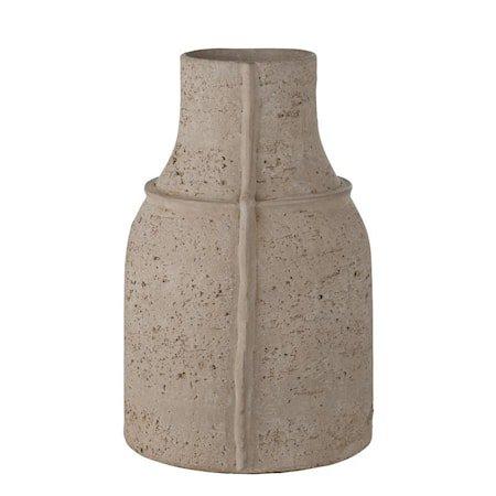Vase Afrillia Grå 15cm