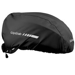GripGrab Waterproof Helmet Cover Hi-Vis